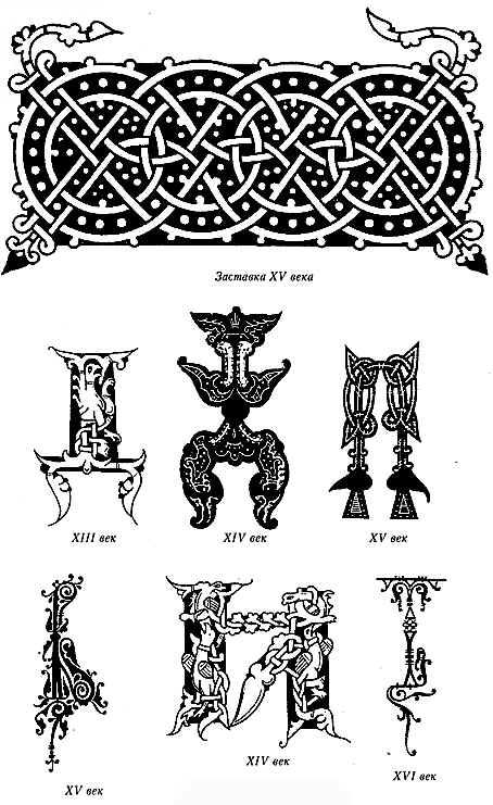 Урок орнамент декор